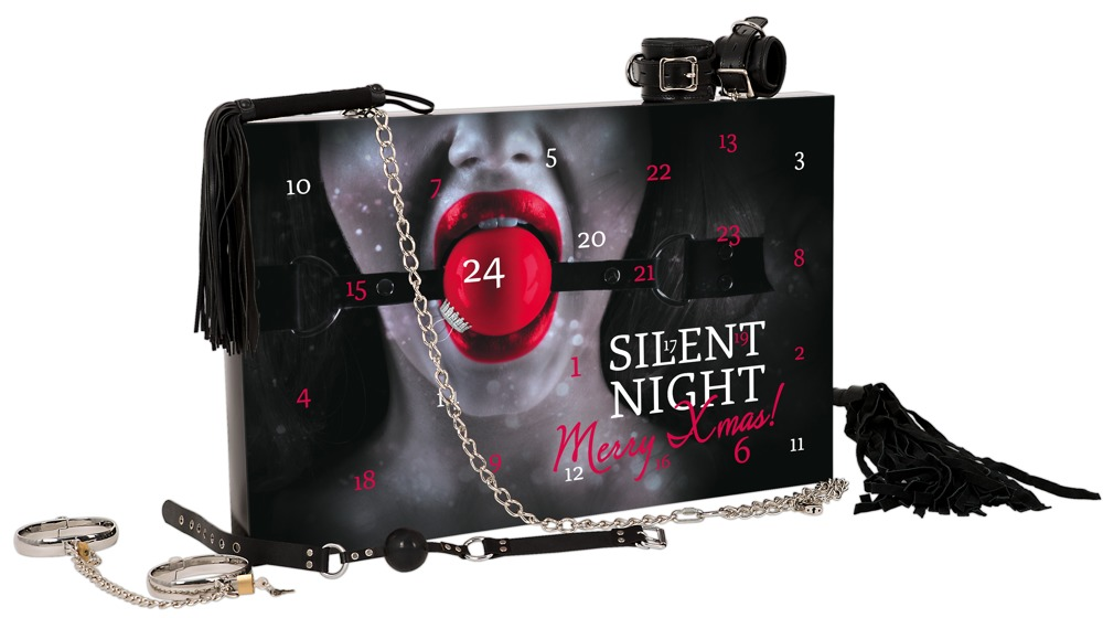 Luxury Fetish Adventskalender 2018