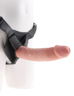 "Strap-on Harness w/ 9"" Cock"