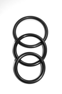 Nitrile Cockring 3-pack